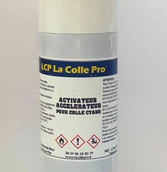Activateur colle cyanocrylate