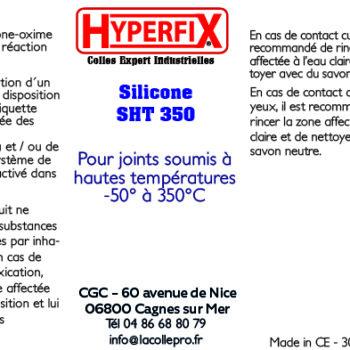 Silicone SHT350