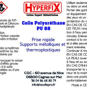 Colle polyuréthane PU88